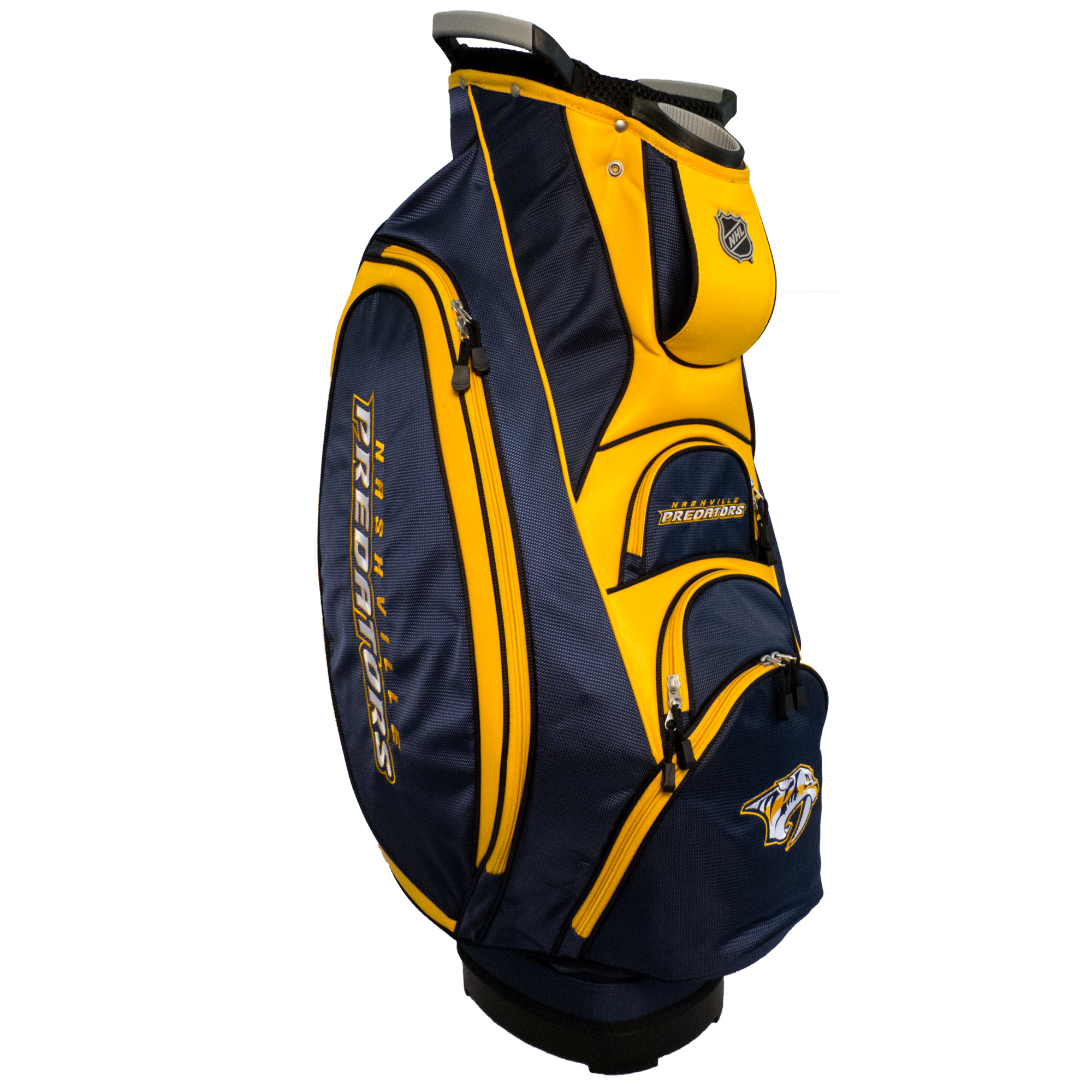 Nashville Predators NHL Team Golf Victory Cart Bag
